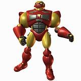 Super Bot-Fist of Fury