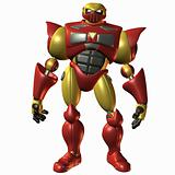 Super Bot-Standing