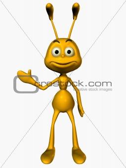 Toonimal Ant