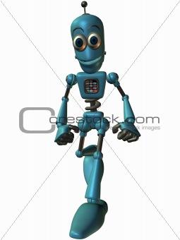 Toon Bot Chip-Walk