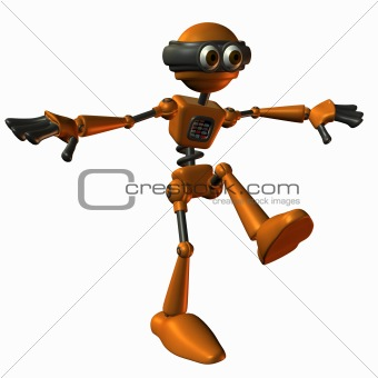 Toon Bot Sparky-Balance