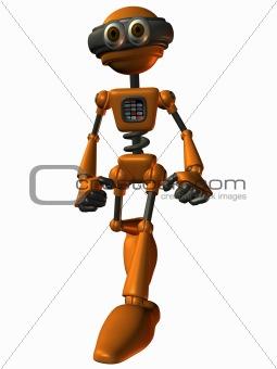 Toon Bot Sparky-Walk