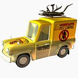 Toon Car Delivery Bugs