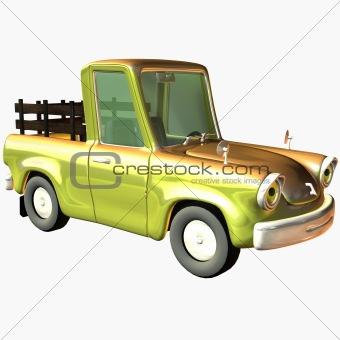 Toon Pickup Grunge