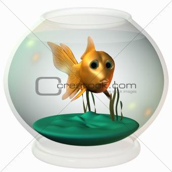 Toonimal Fish
