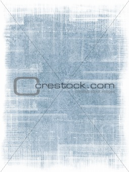 Old antique texture with grunge frame