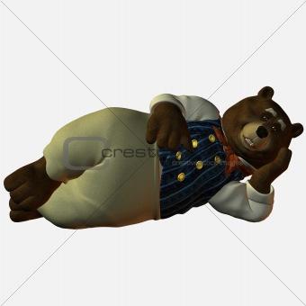 Bear Dad - Loungin