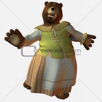 Bear Mama - Dancin