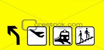 flight train stair