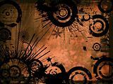 Grunge style background