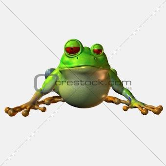 Toon Frog