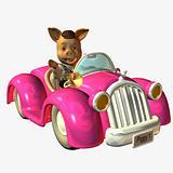 Pig Mobil