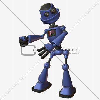 ToonBot-Roboto