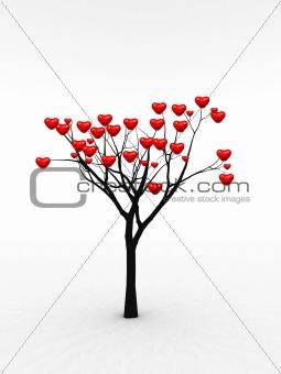 Single Tree With Love 16