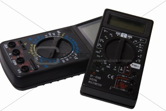 electronic multimeters