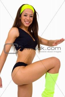 fitness hi-knees