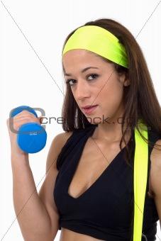 Fitness shot