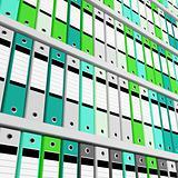 folder background