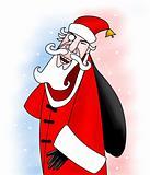Santa aristocrat