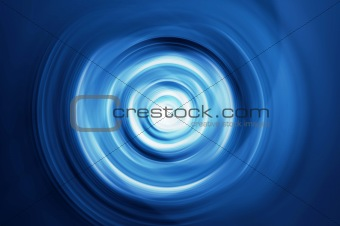 3d blue abstract background