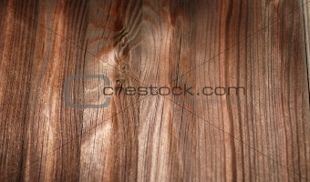 knotted timber