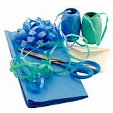 Gift wrapping items