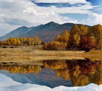 autemn country side landscape