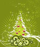 Christmas abstraction.