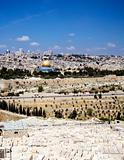 View on Jerusalem 