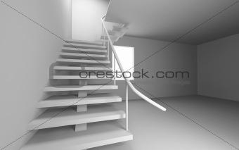 blank stair