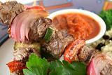 Beef Kebabs 2