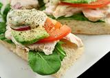 Chicken Finger Sandwich