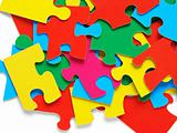 colorful puzzle