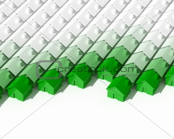 green house background