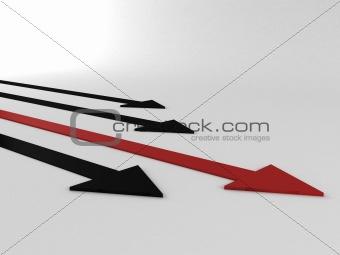 arrows of success
