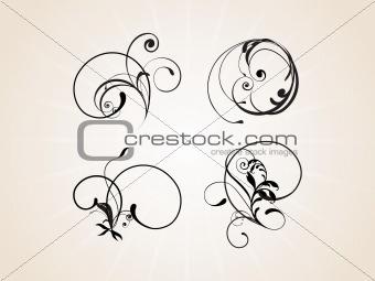 abstract creative tatto, design24