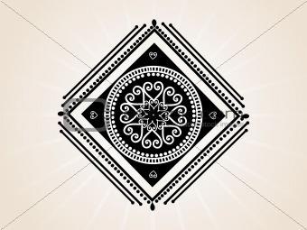 abstract creative tatto, design52