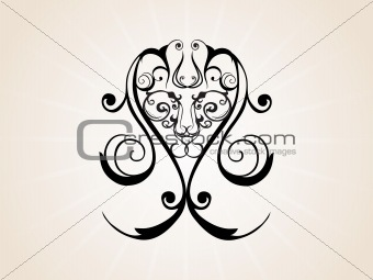 abstract creative tatto, design57