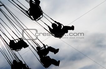 Fair Ride Swings