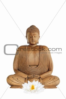 Buddha at Peace