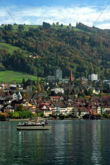 City of Zug, Switzerland
