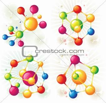 molecule combined set