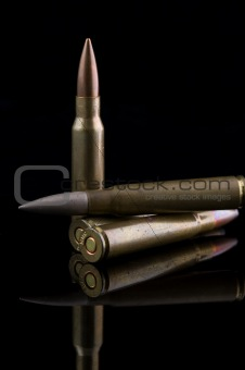 AK47 Rifle Ammunition