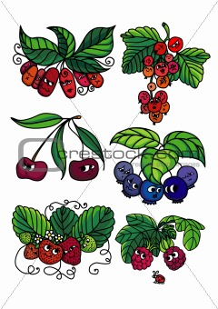 Living berries