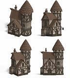 Medieval Houses - Inn
