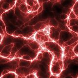 Seamless Electric Lightning Background