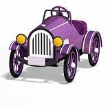classic show car