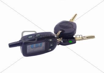 Auto keys with a charm