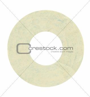 Toilet paper cd