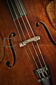 cello or violin